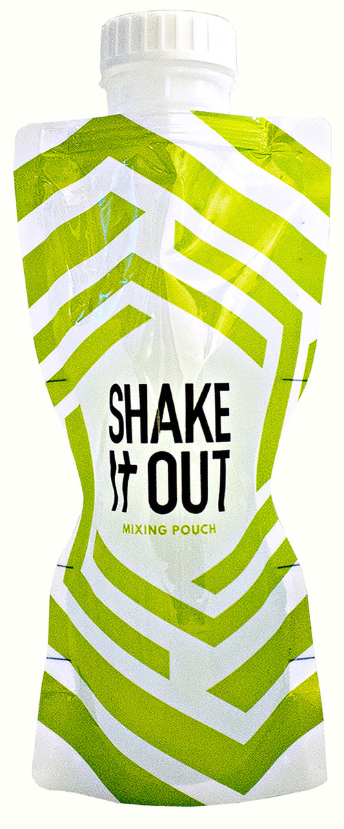 SHAKE It OUT - Original Mixing Pouch