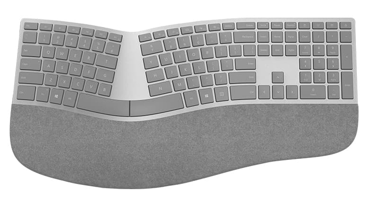 Microsoft Surface Ergonomic Keyboard keyboard