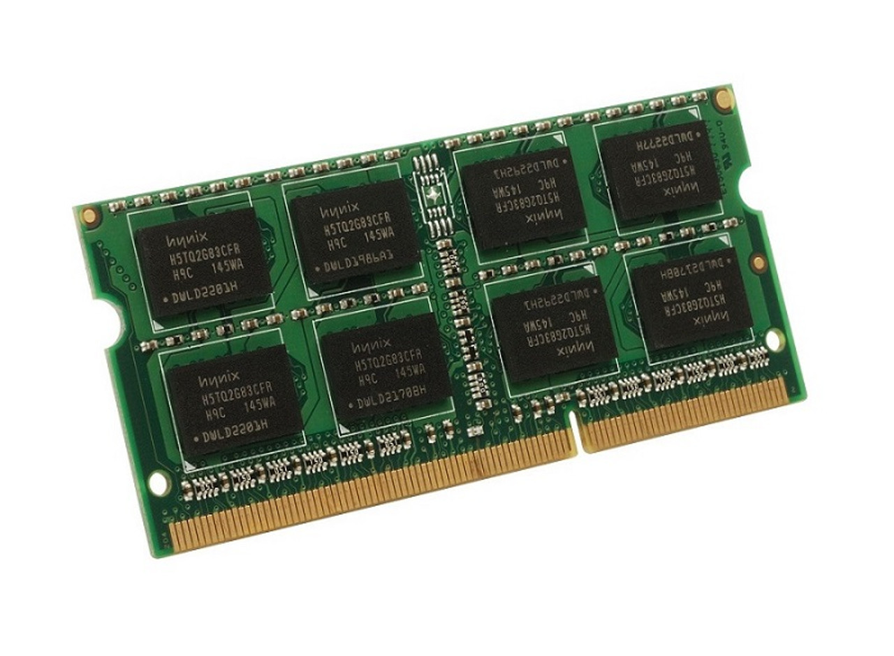 N2M64 - Dell 8GB (1 x 8GB) PC3-12800 DDR3-1600MHz SDRAM - non-ECC Unbuffered 240-Pin SoDimm Memory Module