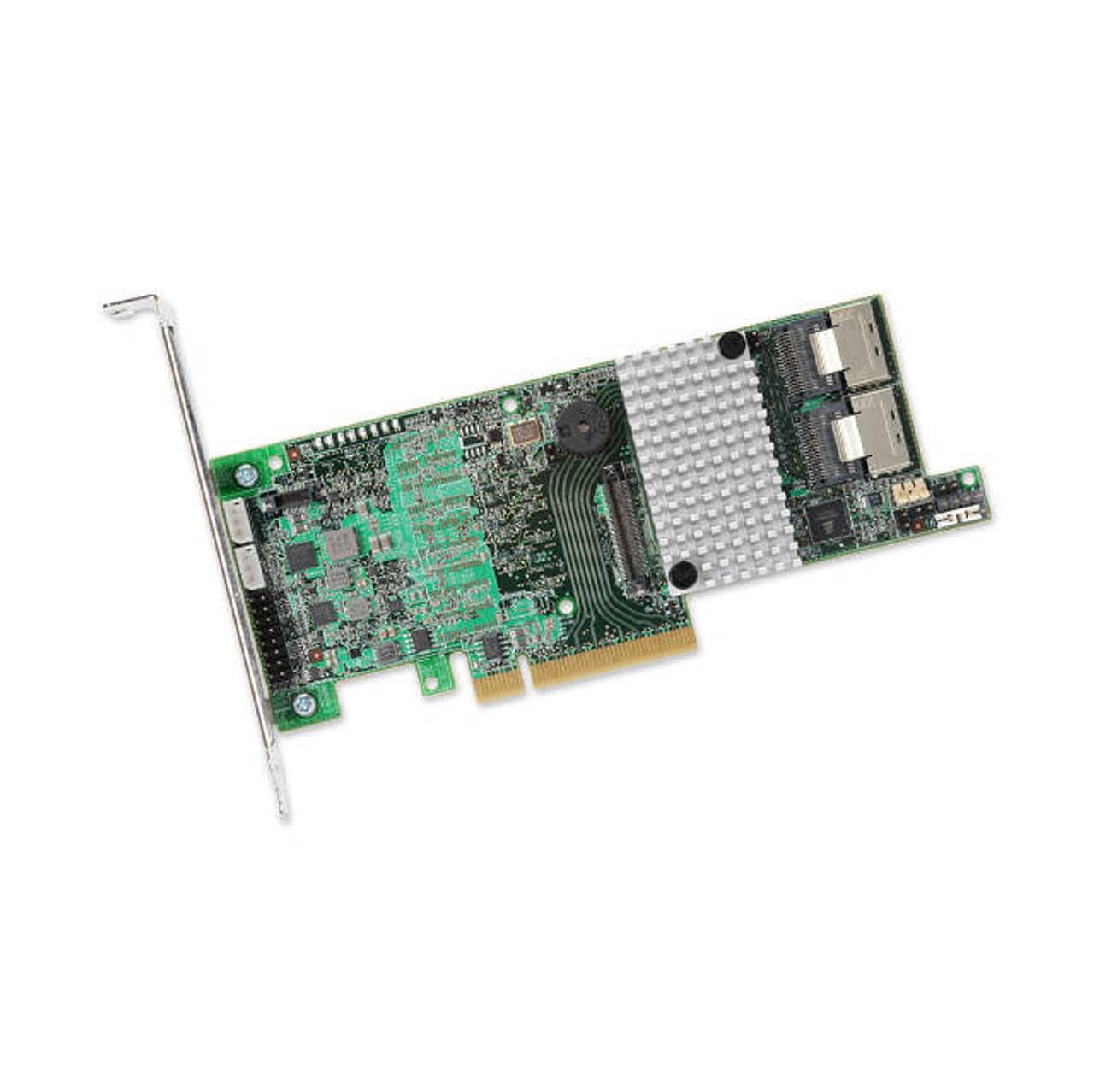 LSI MegaRAID SAS LSI9261-8i 8-port 6Gb//s PCI-Express SGL RAID Controller