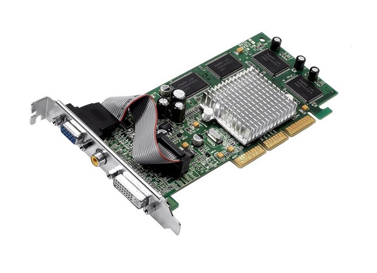 707253-001 - HP nVidia Quadro 4000 PCI-Express 2GB GDDR5 Graphics Card