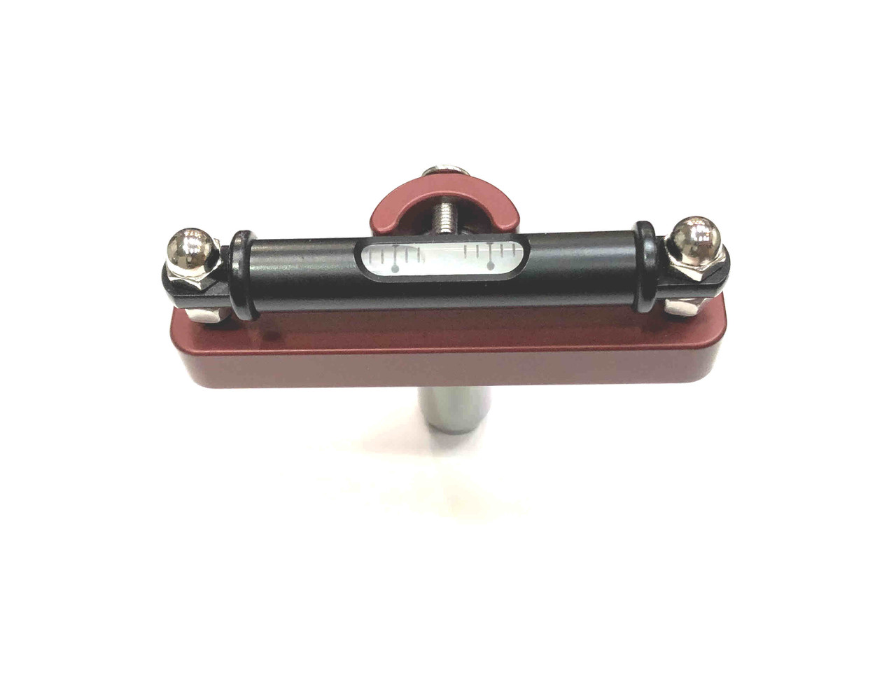 High Precision Valve Guide Level for Kwik Way .437 Pilots