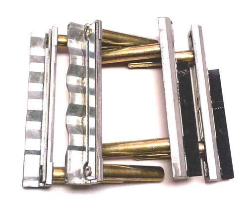 """2-3/4 to 4-1/8"""" Cylinder Hone Short Stone Set"""