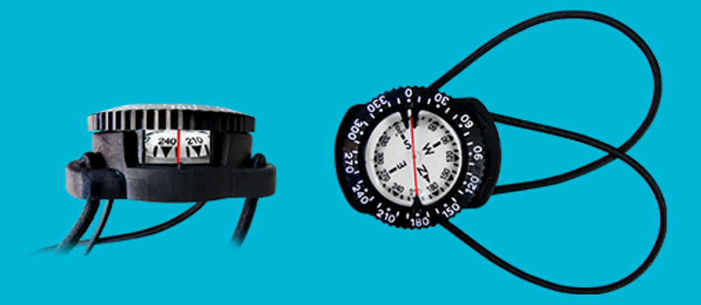 Termo Compass with Bungy Mount