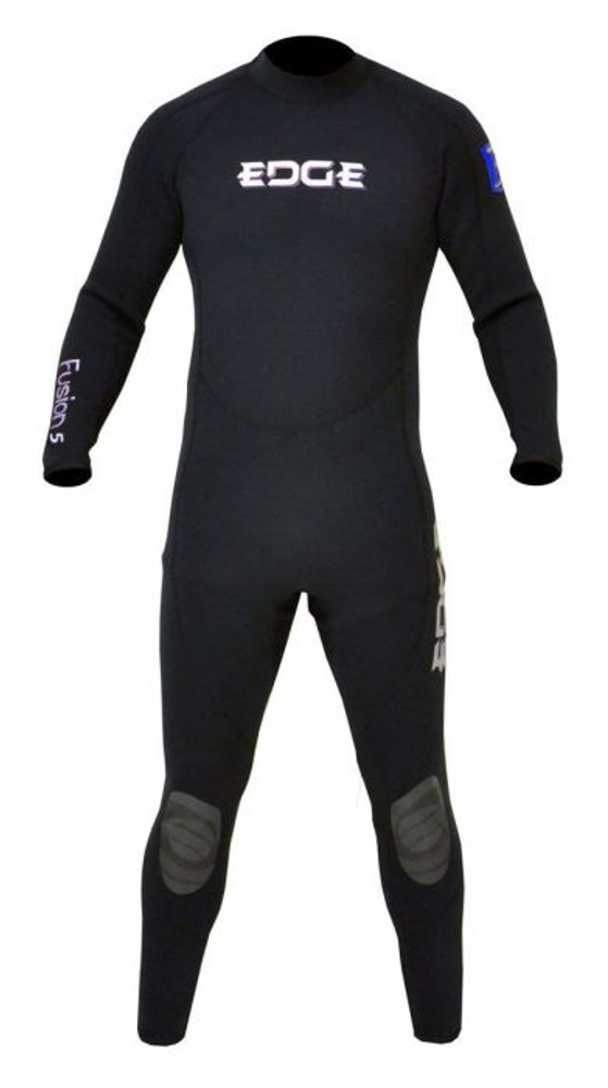 d58953f2016b Edge Men's Flex Fusion 5mm Full Suit - DIVETUB