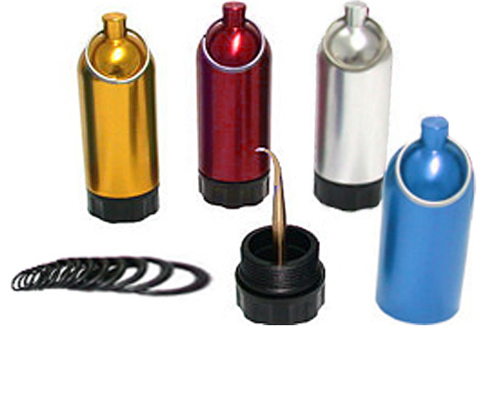 Edge Tank O-Ring Keeper with Pick and O-Rings