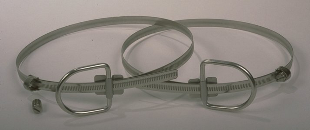 CUSTOM DIVERS D-RING STAGE BANDS