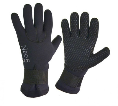 EDGE Neo5 5 Finger Cold Water Glove