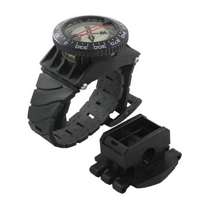 Edge Sport Wrist Compass with Hose Boot
