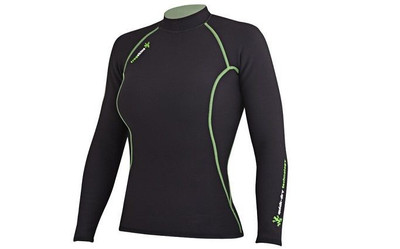 Probe Women's Frogskins Long Sleeve Top