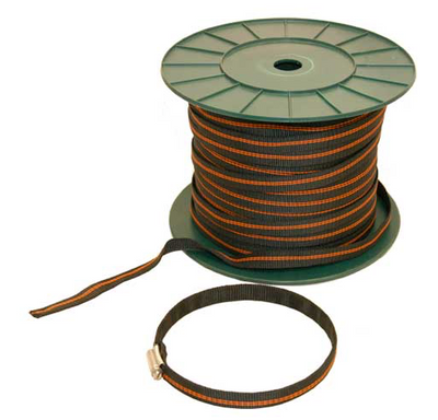 CUSTOM DIVERS PROTECTIVE 18mm TUBULAR SLEEVE (for Jubilee Clips) (sold per / metre)