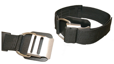 CUSTOM DIVERS CAM BELT STAINLESS STEEL