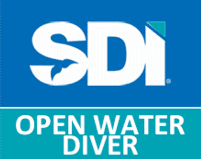 SDI OPEN WATER SCUBA DIVER COURSE
