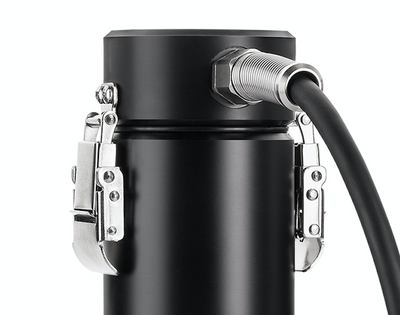 SeaYa Sidemount Version of 13.8Ah and 24.15Ah Battery Canisters