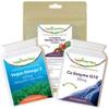 Healthy Heart Bundle | L-Citrulline + Pine Bark Combo, Vegan Omega 3, Co Enzyme Q10 | Supplement Place