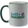 Holly Botanic Mug | Front | Accessories