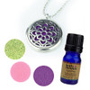 Large Necklace Diffuser | Essential Oil Blend Bundle