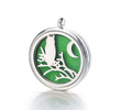 Necklace Diffuser   Owl