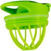 Supplement Place Shaker \ Fruit Infuser Bottle | Green & White | Lid