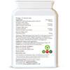 Ahiflower® Seed Oil Capsules | 750mg | Rear Label