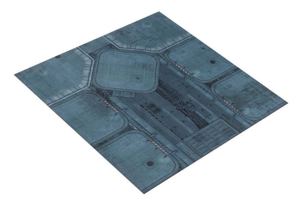 GameMat War Game Mat - 48x48inch - Imperial Base