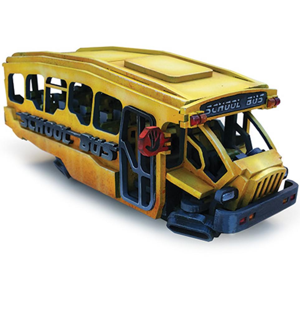 E.A.G.L.E. Bus