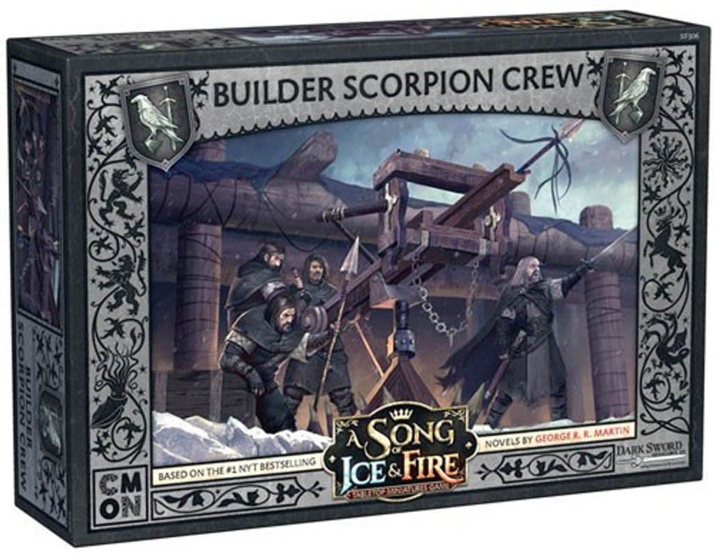 A Song of Ice and Fire Builder Scorpion Crew