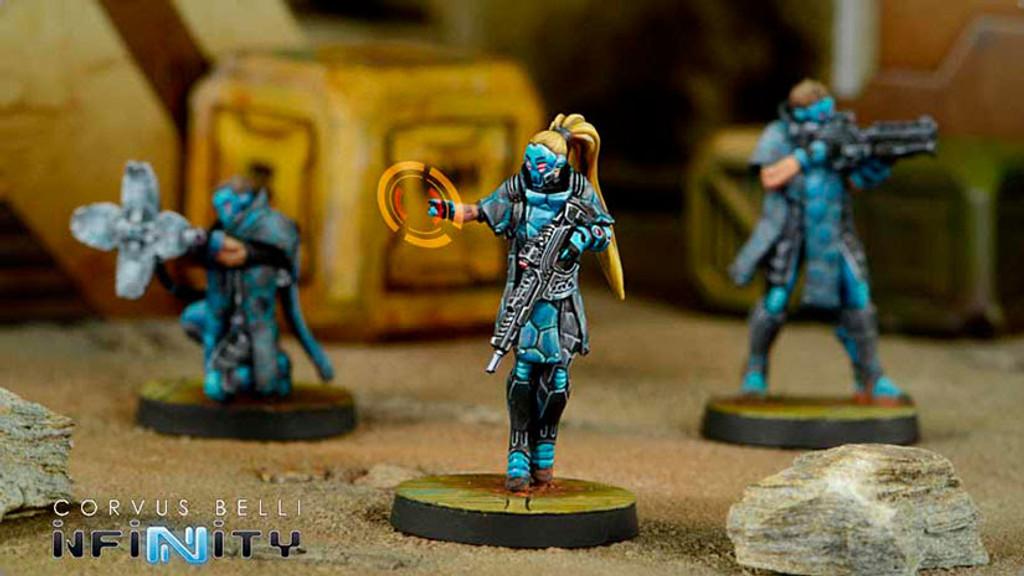 Zulu-Cobra, Special Recon and Intervention Team (Hacker).