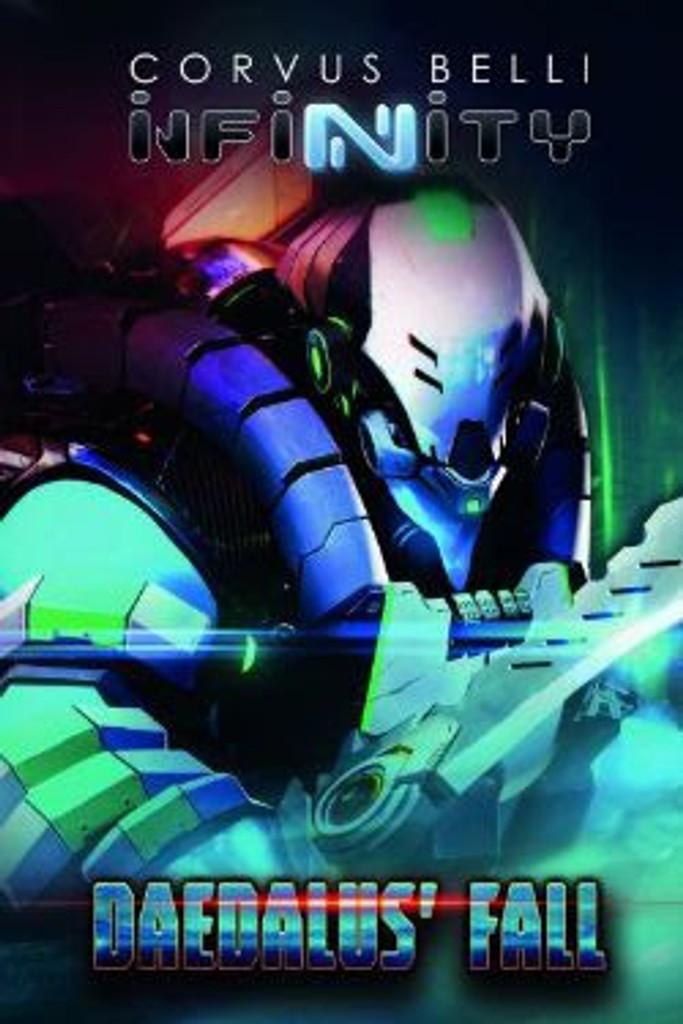 Daedalus' Fall w/ Pre-order exclusive Brawler Hacker