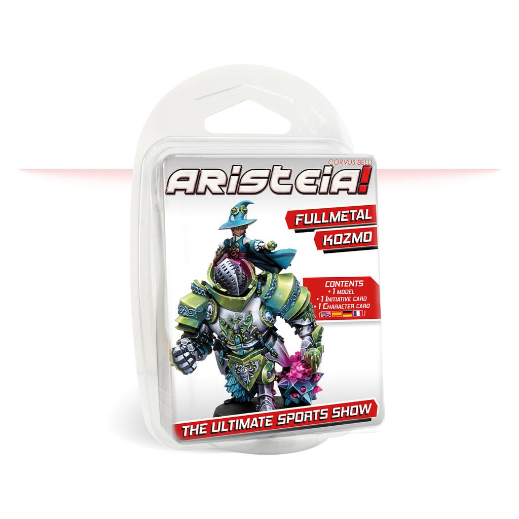 Aristeia! - Full Metal Kozmo