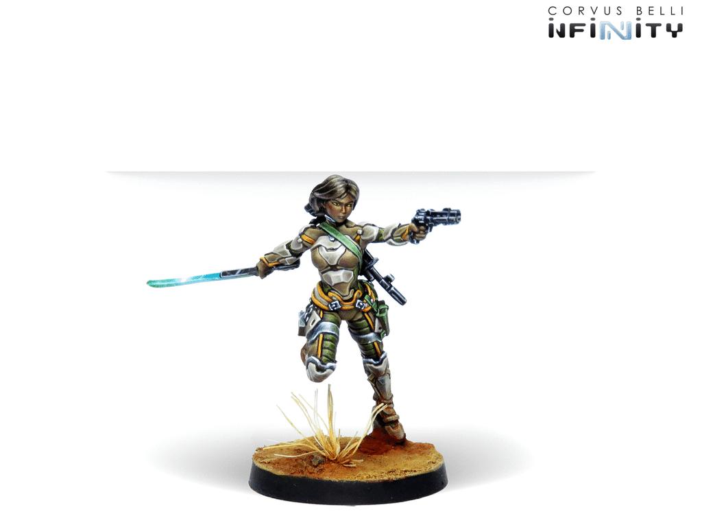 Namurr Active Response Unit (Heavy Pistol, E/M CCW)