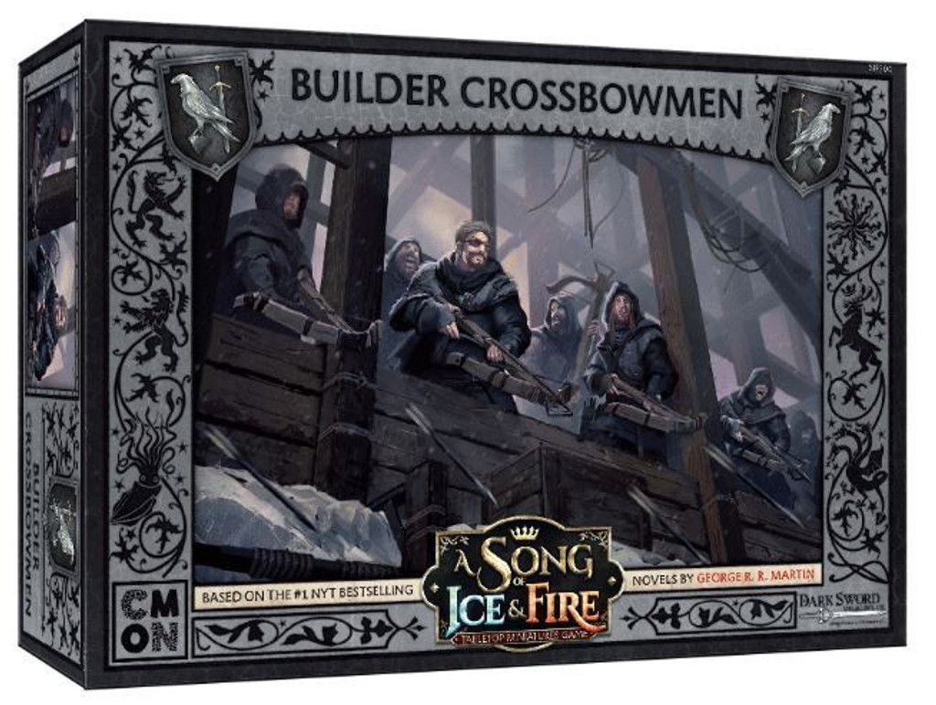 A Song of Ice and Fire Builder Crossbowmen