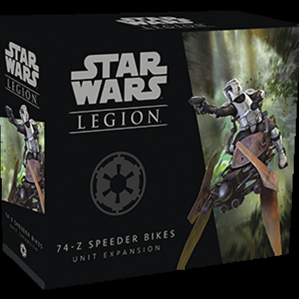 Star Wars Legion 74-Z Speeder Bikes Imperial Expansion