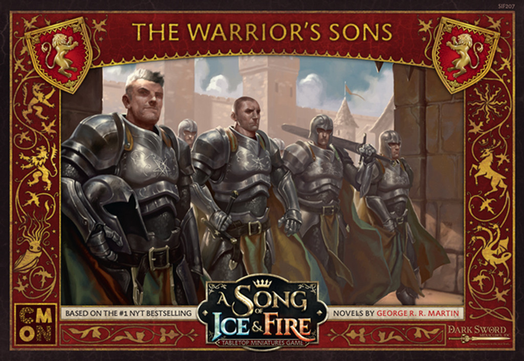 A Song of Ice and Fire Warriors Sons
