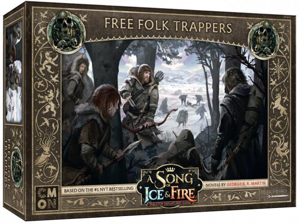 A Song of Ice and Fire Free Folk Trappers