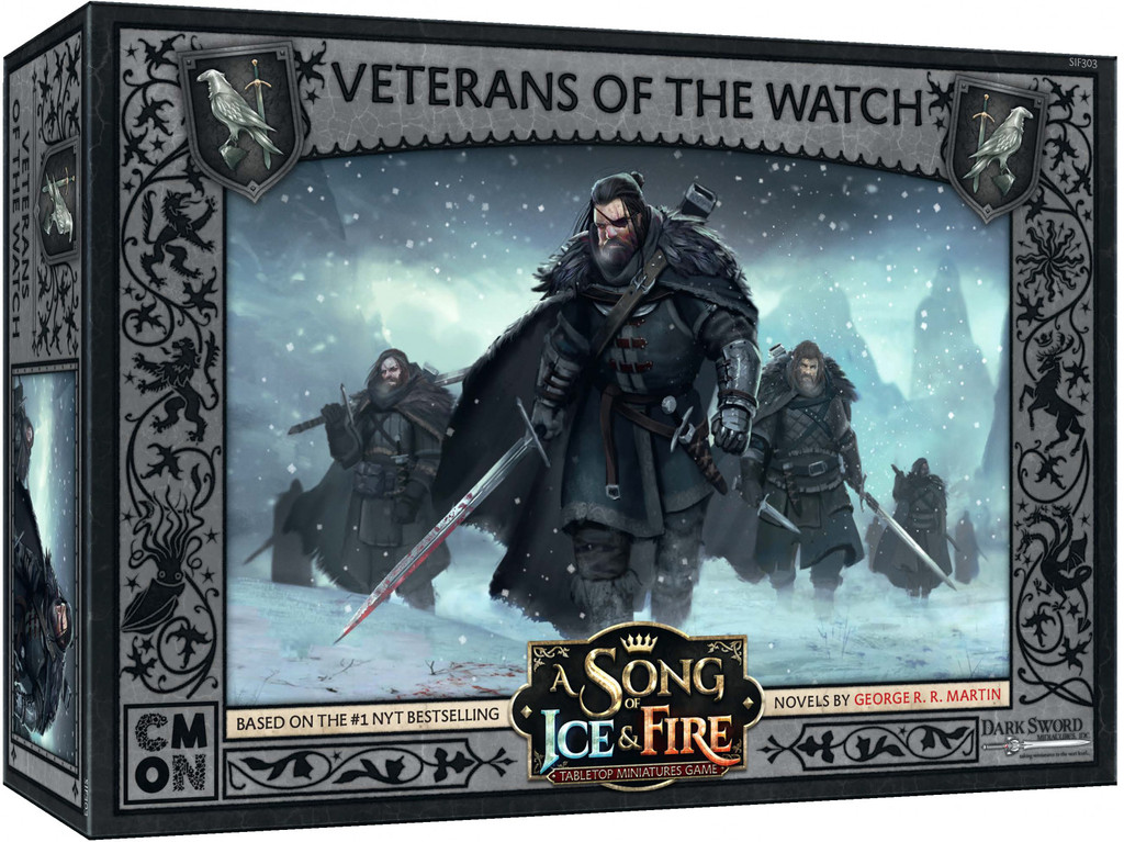 A Song of Ice and Fire  - The Veterans of the Watch