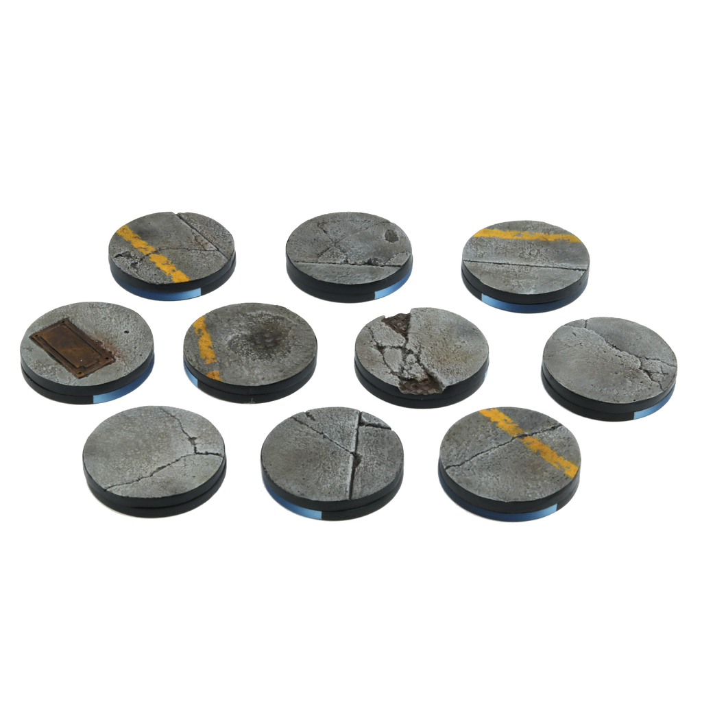 Dropbear Workshop 25mm Concrete Base Set
