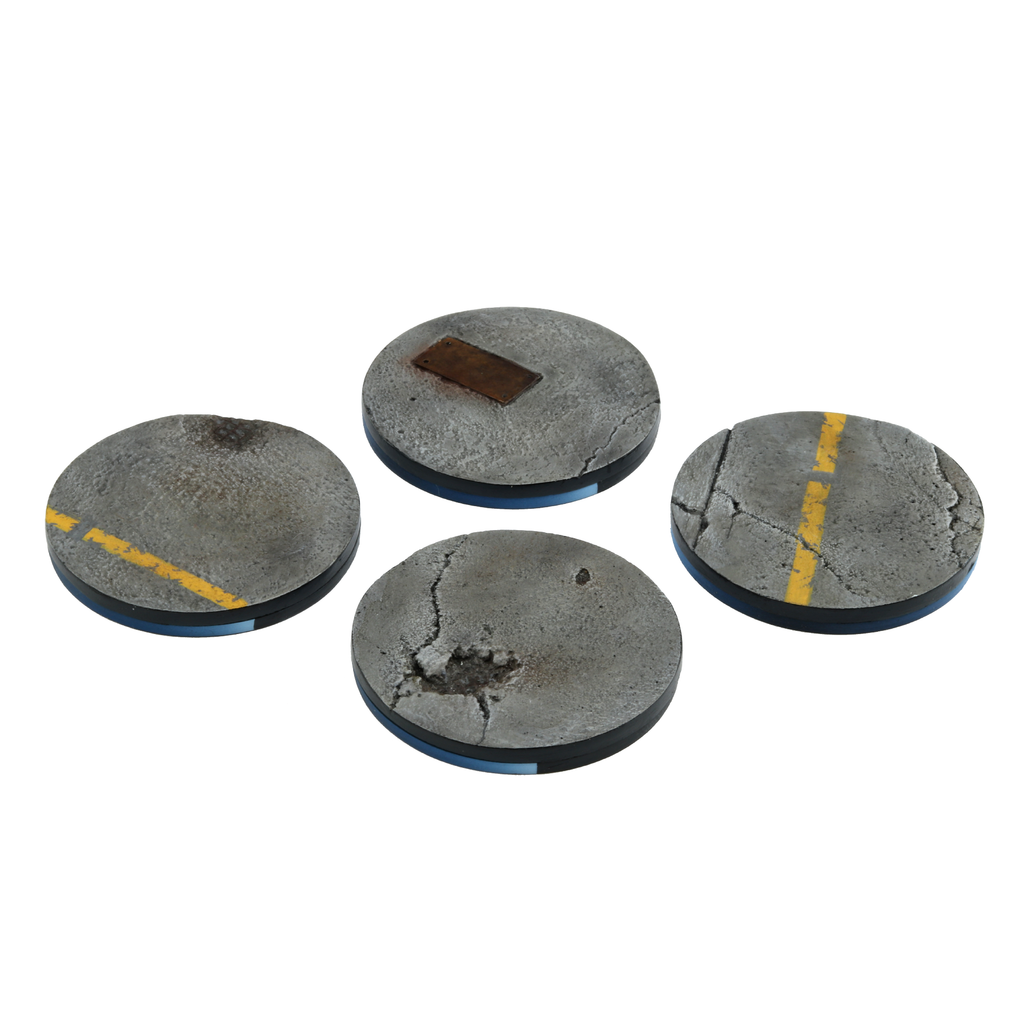 Dropbear Workshop 40mm Concrete Base Set