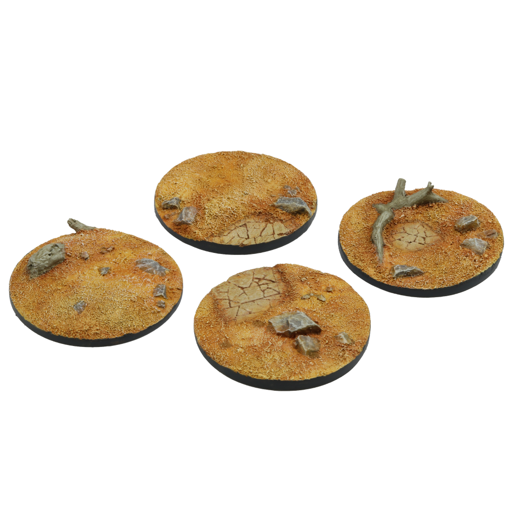 Dropbear Workshop 40mm Desert Base Set