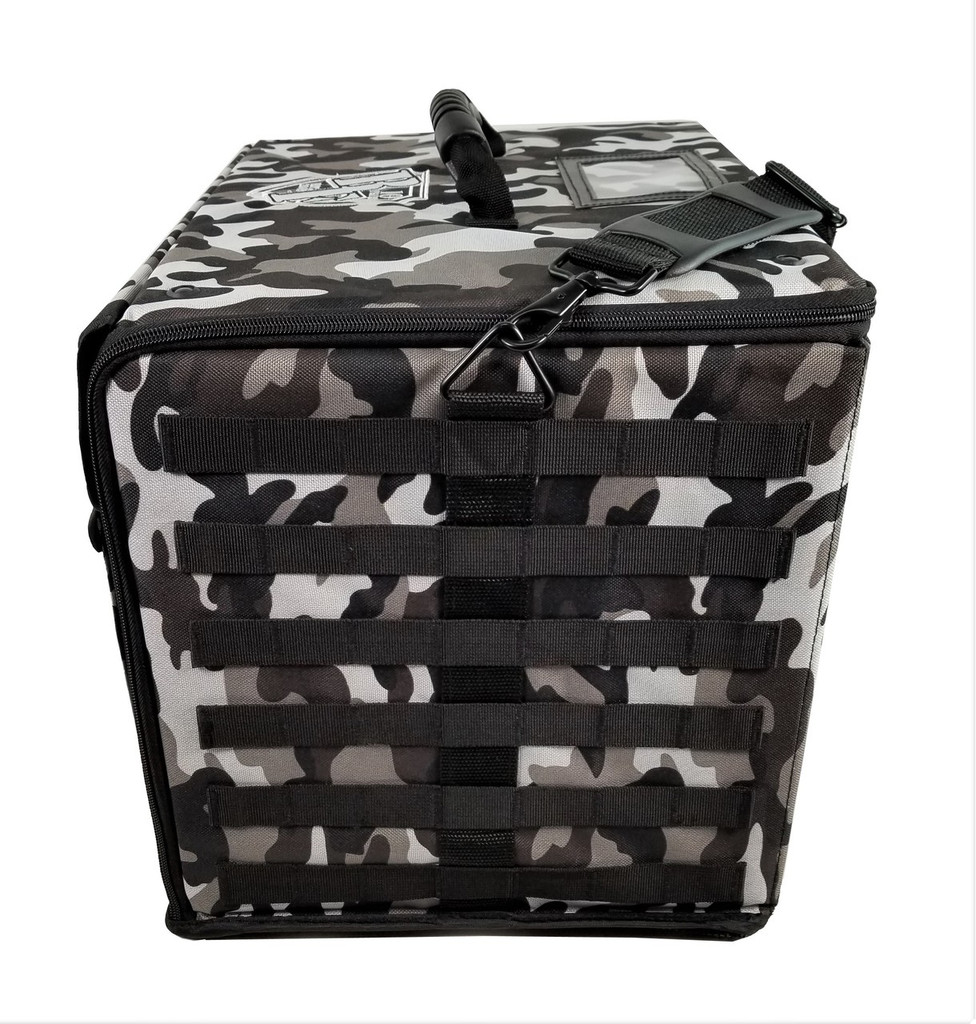 P.A.C.K. 720 Molle with Magna Rack Sliders Load Out (Combat Snow Camo)