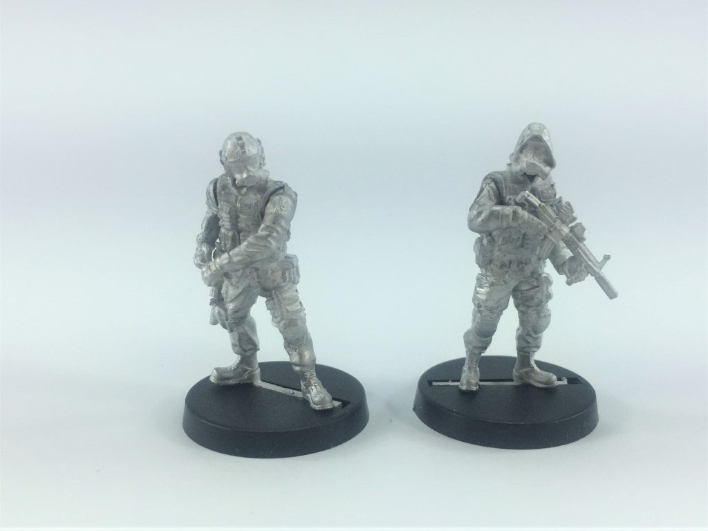 Delta One Zero - SAS Command & Trooper - Alpha