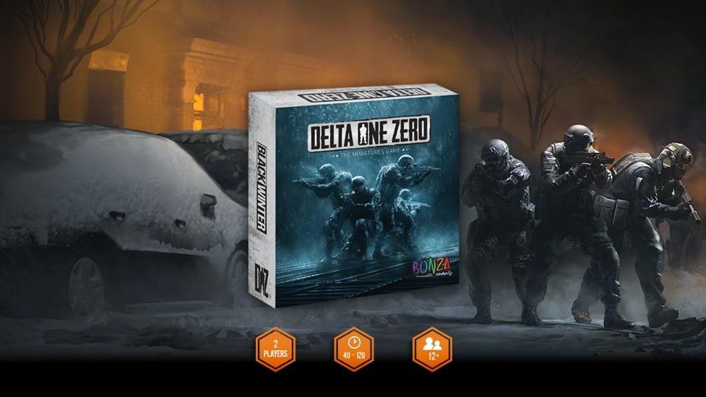 Delta One Zero + Brutal Cities Terrain Mega Bundle