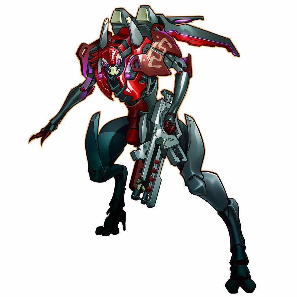 Shasvastii Special Armored Corp Sphinx (TAG)