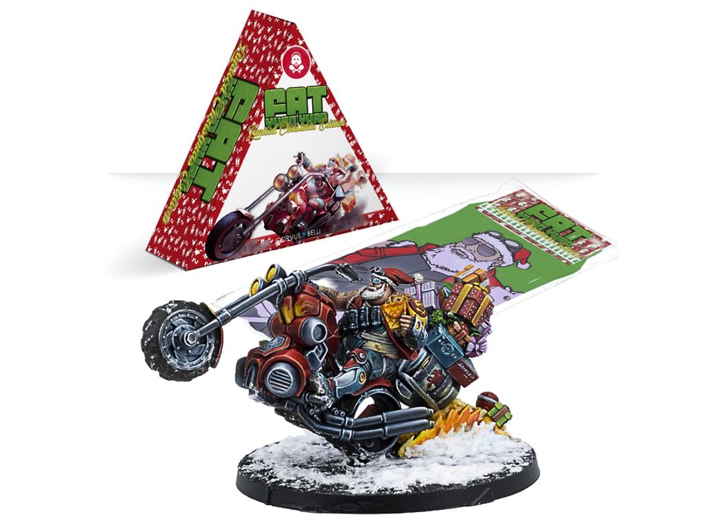 Fat Yuan Yuan - Christmas edition
