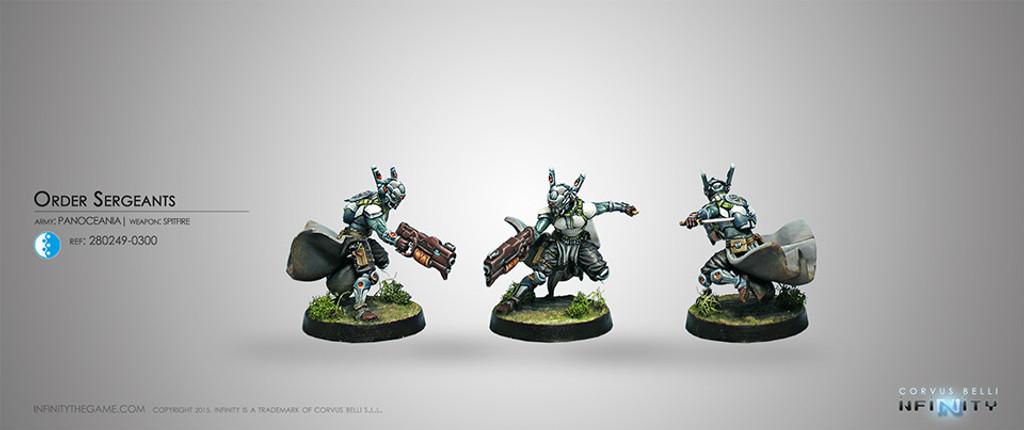 Order Sergeants (Spitfire)