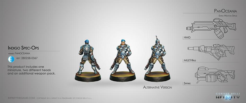 Indigo Spec-Ops