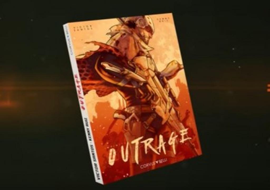 Infinity Manga: Outrage