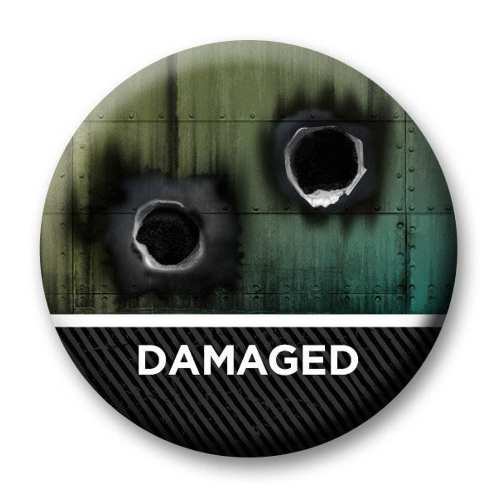 Warsenal - MAGNETIC DAMAGED MARKER