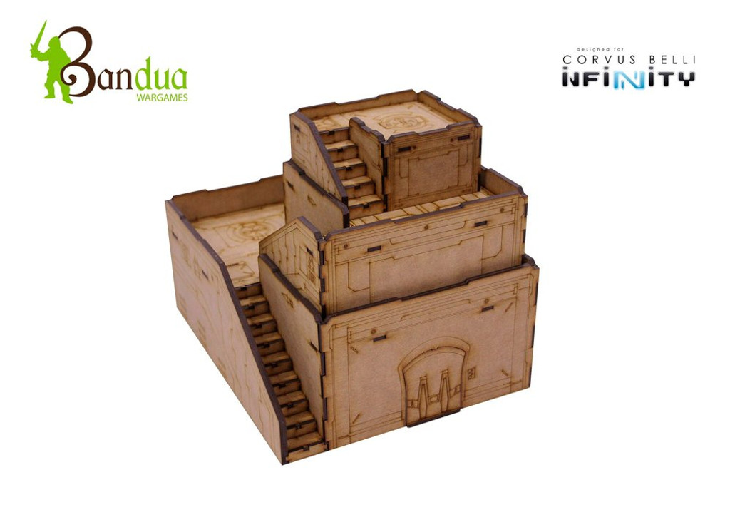 Bandua -  L-Building Pack
