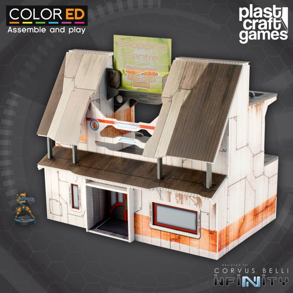 Plast Craft ColorED YJ Shopping Centre